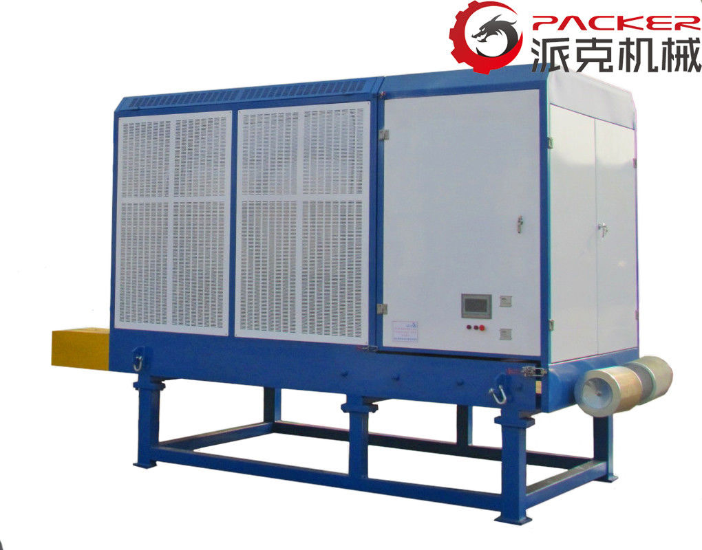 Infrared PET Crystallizer Dryer 50PPM One Step Energy Saving 18-96KW Consumption